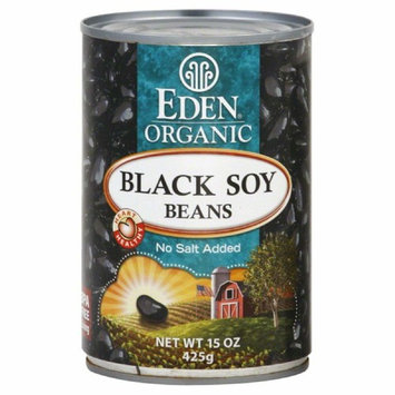 Eden Soybeans Black 15.0 OZ(pack of 3)