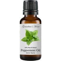 Grandma's Home Essential Oils - 100% Pure Therapeutic Grade (Peppermint, 30 mL)