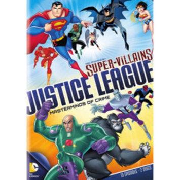 Alliance Entertainment Llc Dc Super Villains Justice League: Masterminds Of (dvd)