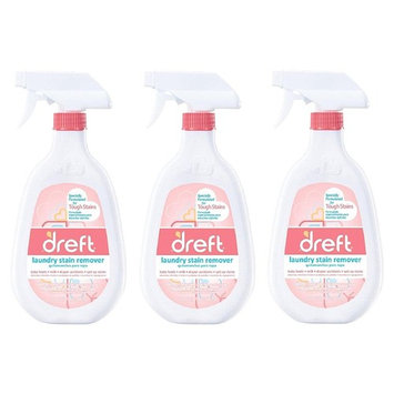 Dreft Laundry Stain Remover, 22 Oz (Pack of 3)