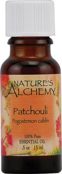 Nature's Alchemy 100% Pure Essential Oil Patchouli - 0.5 fl oz