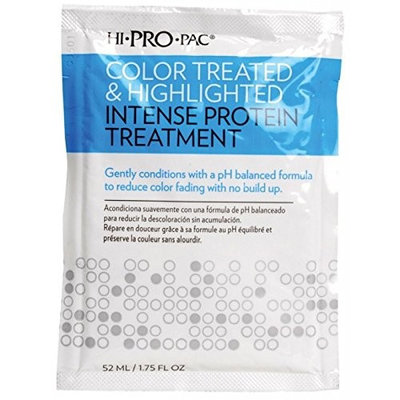 Hi-Pro-Pac Color Treated & Highlighted Intense Protein Treatment 1.75 FL OZ