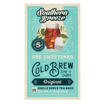 Southern Tea Original Sweet Tea Southern Breeze 20ct Cb Original
