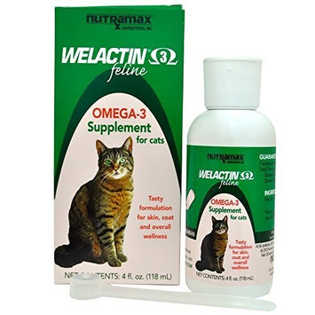 Nutramax Welactin for Cats, 125 ml (Discontinued by Manufacturer)