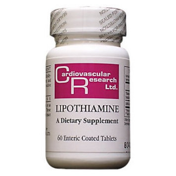 Cardiovascular Research - Lipothiamine, 60 tablets