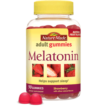 Nature Made Melatonin Strawberry Adult Gummies