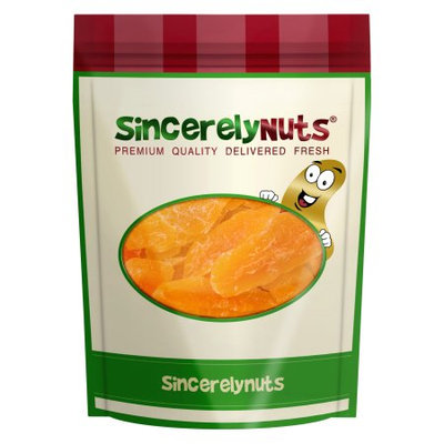 Sincerely Nuts Cantaloupe Spears, 1.5 LB Bag
