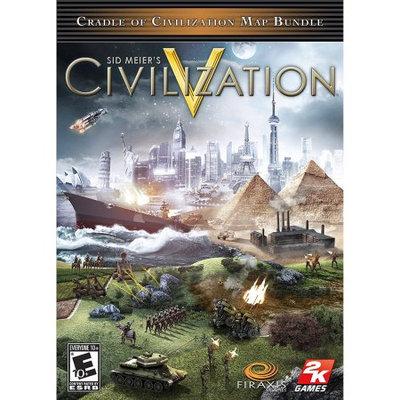 2k Sid Meier's Civilization V Cradle of Civilization Map Bundle (PC) (Digital Download)