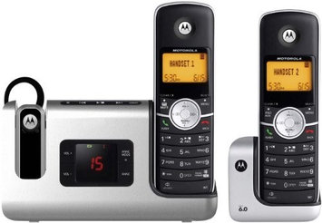 Motorola DECT L903 2-pack Phone System with Wireless Headset