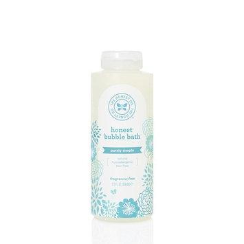 Honest Company Bubble Bath, Fragrance Free - 12oz