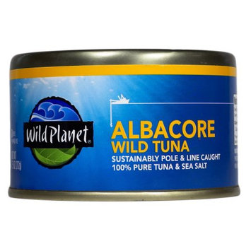 Wild Planet Wild Albacore Tuna 7.5oz