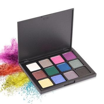 YJYdada Cosmetic Matte Eyeshadow Cream Eye Shadow Makeup Palette Shimmer Set 12 Color