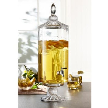 Westchester Optic Glass Beverage Dispenser 2-Gallon