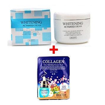 Best Whitening Cream 100ml + Korean Collagen Facial Mask Skin Care