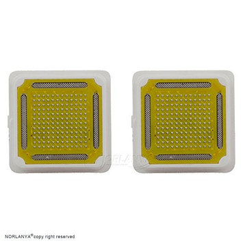 Replace Treatment Head Cartridge for Mini Portable Anti-aging Dot Matrix RF Device, 2pcs/lot - Platinum Head