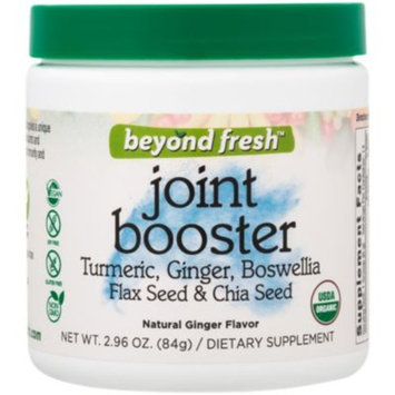 Joint Booster - GINGER (84 Grams Powder) by Beyond Fresh at the Vitamin Shoppe