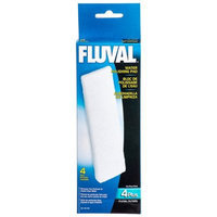 Fluval 3 Plus Polyester Pads, 4-Pack
