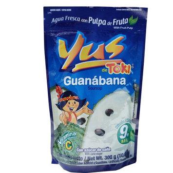 Malher Yus Guanabana Powder Drink 12.7 oz (Pack of 6)
