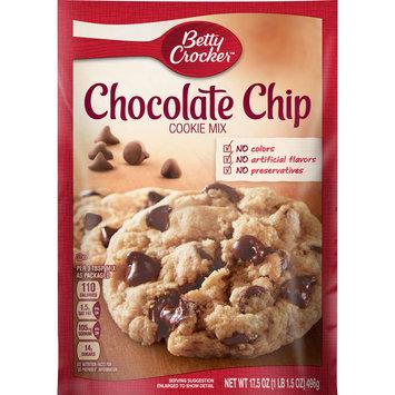 Betty Crocker Chocolate Chip Cookie Mix, 17.5 oz