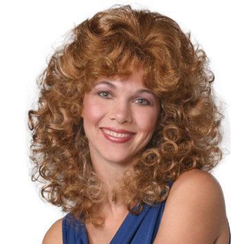 Fashion women medium wavy Dolly wig