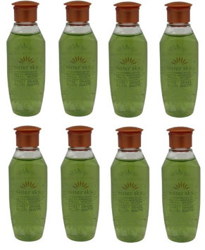 Sister Sky Sweet Grass Body Wash lot of 8 bottles. oz (Pack of 8)