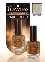 Zuri Flawless Nail Polish - Sterling Silver