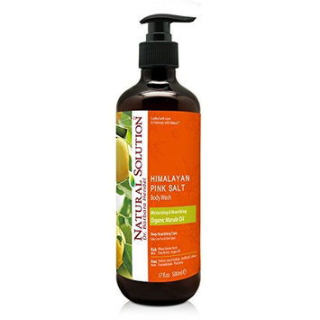 Body Wash, Marula Oil -17 oz [Marula Oil]