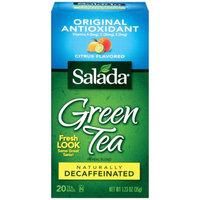 Salada Redco Foods Salada Green Tea Decaf Antioxidant, 20 CT (Pack of 6)