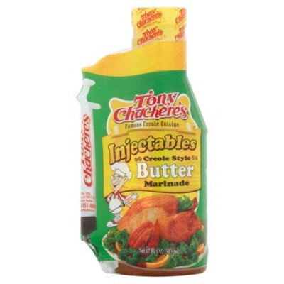 Tony Chachere's Injectable Butter Marinade, 17 fl oz (Pack of 2)