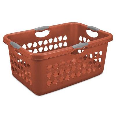 Sterilite St 2bu Laundry Basket Orchid Splash