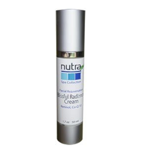 Blissful Radiance /Anti Wrinkle Cream Nutra Research Intl 1.7 oz Pump