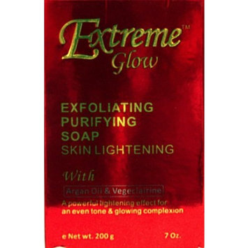Extreme Glow Exfoliating Soap 200 ml (Pack of 2) by Extreme Glow