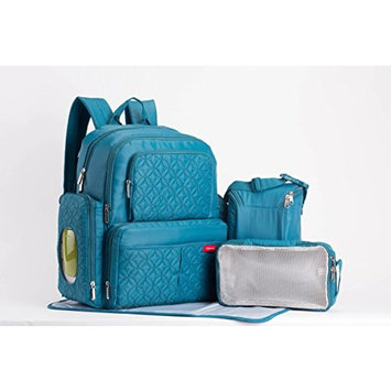 SoHo Collection, Manhattan 5 pieces Diaper BackPak Set * Limited Time Offer! *