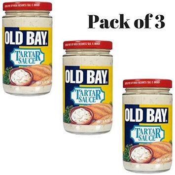 Bay Tarter Sauce, 8 Ounce