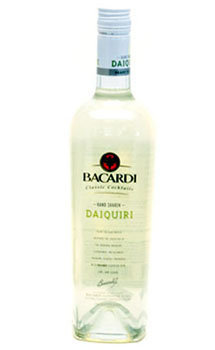 Bacardi Classic Cocktails Hand Shaken Daiquiri