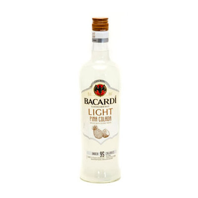 Bacardi Classic Cocktails Light Pina Colada