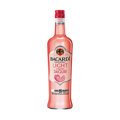 Bacardi Classic Cocktails Light Strawberry Daiquiri