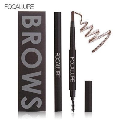 Lookatool Waterproof Eyebrow Pen Pencil With Brush Makeup Cosmetic Tool