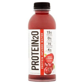 Protein2o Inc. Protein2O, Bev Wild Cherry Splash, 16.9 Fo (Pack Of 12)