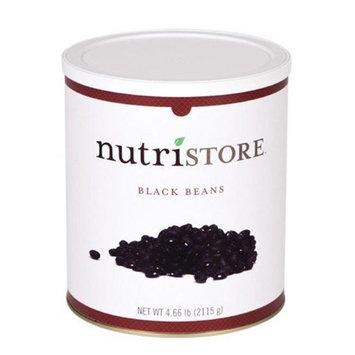 Nutristore FS1774 Black Beans - 2115 g
