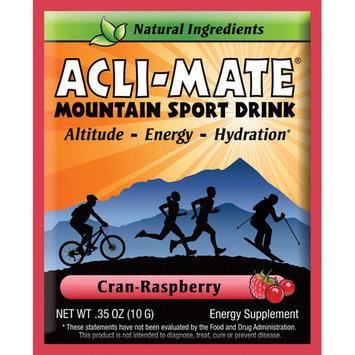 ACLI-MATE ACLI-MATE MTN CRAN/RAS PACKET