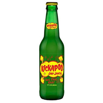 (Retro) Kickapoo Joy Juice soda 12 pack : Grocery & Gourmet Food