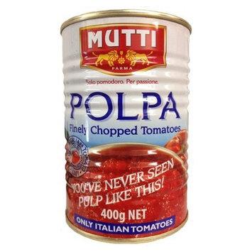 Mutti Chopped Tomatoes 14 oz