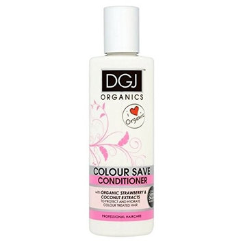 DGJ Organics Colour Save Conditioner 250ml (PACK OF 4)