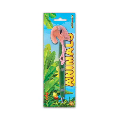 Puzzled 3607 Resin Pen - Flamingo