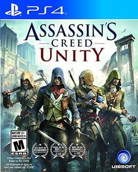 Rgc Redmond Assassins Creed Unity Limited Edition (Day 1) PS4