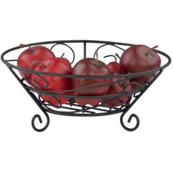 HDS Trading FB40915 Black Fruit Basket