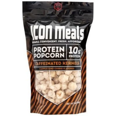 Protein Popcorn - CAFFEINATED KERNELS (1 Bag) by Icon Meals at the Vitamin Shoppe