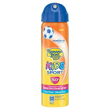 Banana Boat Kids Sport Sunscreen Lotion Spray SPF50+ (case of 24) ORMD