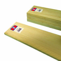 MIDWEST PRODUCTS 6409 BALSA WOOD SHEET 1/2X4X36